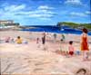 Kilkee Beach | Oil on canvas | 50cm x 40cm